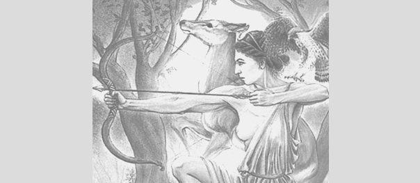 workshop tarot en godinnen uit de Griekse mythologie